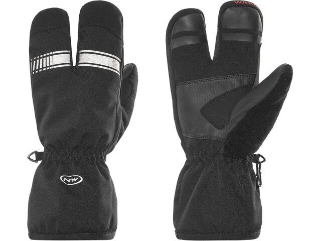 Northwave Husky Lobster Full Gloves Herre black